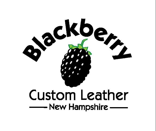 Blackberry Custom Leather